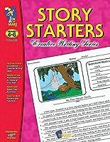 On The Mark OTM1865 Story Starters Grades 4-6