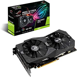 ASUS ROG Strix GeForceR GTX 1650 Advanced edition 4GB GDDR5 is your ticket into PC gaming.