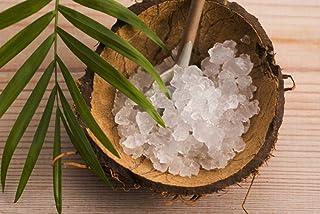 Agua kefir granos - BIO - receta libre para hacer bebidas probióticas saludables con azúcar/agua o zumo de frutas AKA tibe...