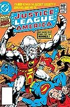 justice league of america 196