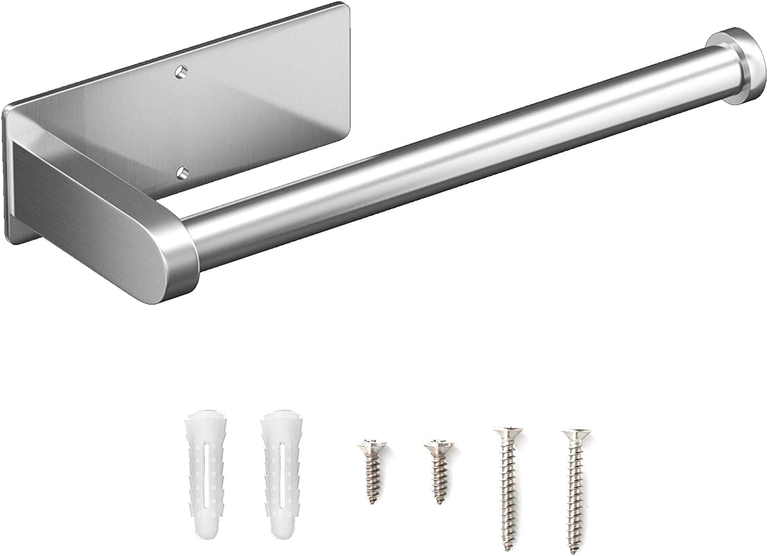 Paper Reservation Max 44% OFF Towel Holder Under Cabinet Adhesive Kitchen Self Ra