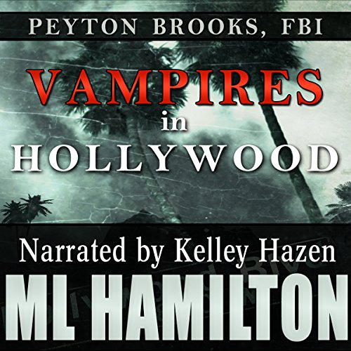 Vampires in Hollywood audiobook cover art