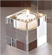 Candlesticks Religious Candle Holders Tealight Candlestick Wedding Decorations Centerpieces Bonus (Color : 6CM)