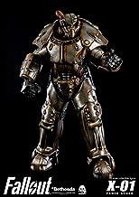 ThreeZero Fallout: X-01 Power Armor 1:6 Scale Collectible Figure, Multi-Color