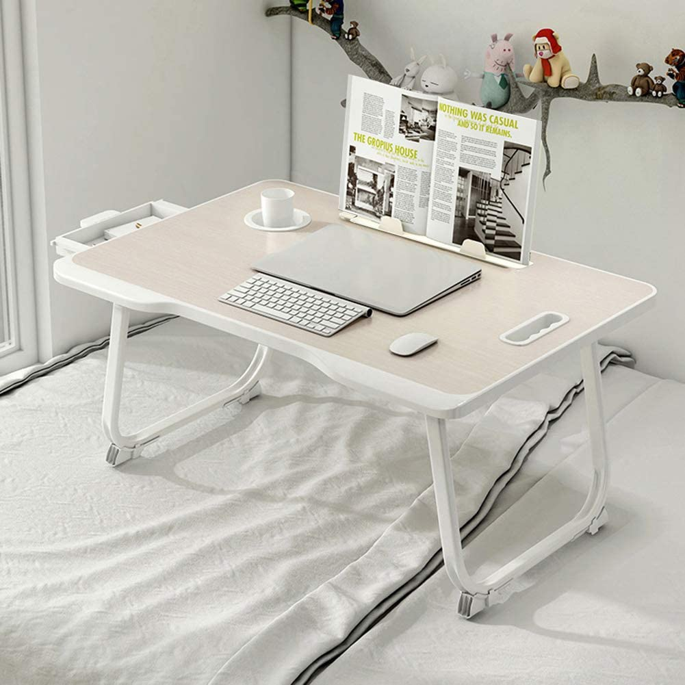Laptop Desk Tray Industry No. 1 Foldable Asltoy Drawer with St Book Bargain sale