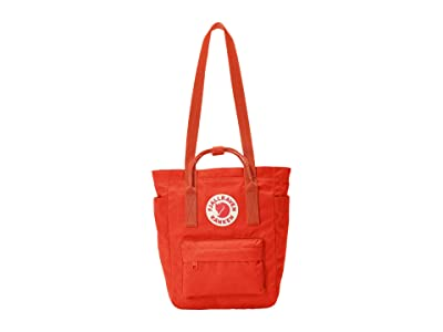 Fjallraven Kanken Totepack Mini (Rowan Red) Tote Handbags