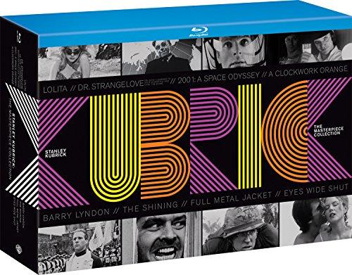 Stanley Kubrick - The Masterpiece Collection Region Free Box Set [Edizione: Regno Unito] [Edizione: Regno Unito]