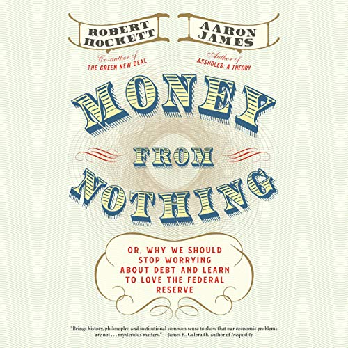 Page de couverture de Money from Nothing