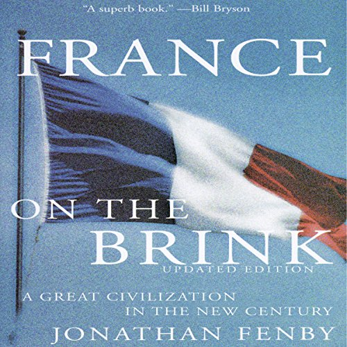 France on the Brink, Second Edition audiobook cover art