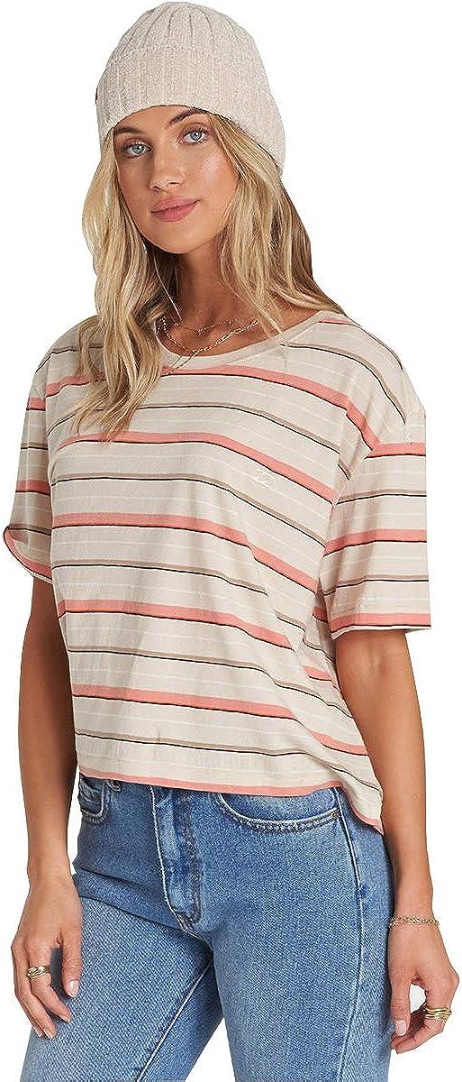 Billabong Womens Short Sleeve Knit Tee