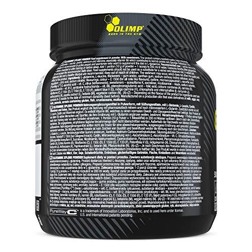 Olimp L-Glutamine Explode Powder, Ananas, 500 g - 2
