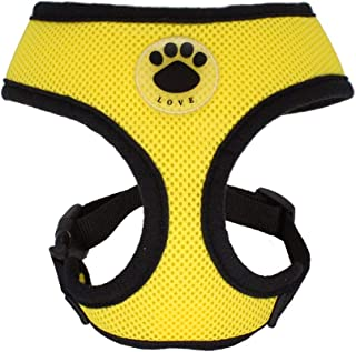 Best dog harness yellow Reviews