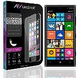 Urcover® 9H Festigkeitgrad Echt Glas Folie kompatibel mit Nokia Lumia 830 Bildschirmschutzfolie Schutzfolie