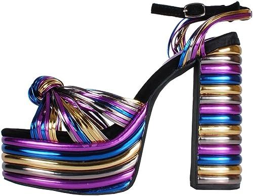 Jeffrey Campbell Damen Damen Damen Sandalen High Heels Pumps Gummi Art. ANDREA-HI 30JC036  präsentiert die neuesten High Street Fashion