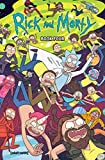 Rick and Morty Deluxe Edition Book 4 [Idioma Inglés]