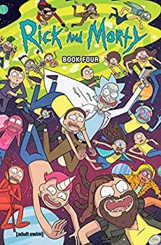 Rick and Morty Book Four  Deluxe Edition  4