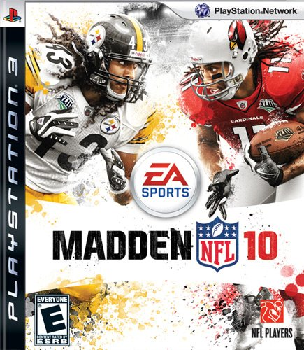 Madden NFL 10 [DVD de Audio]