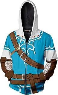 tianxinxishop Film Cosplay Costume pour Adultes Enfants Impression Sweat a Capuche en Coton Araignee