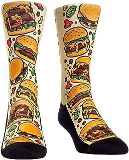 Food Buffet Rock 'Em Socks