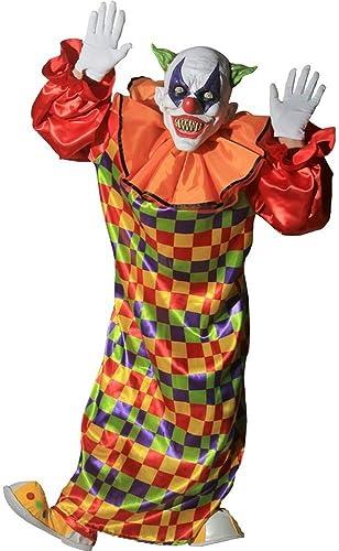 Giggles Clown-Kostüm Deluxe