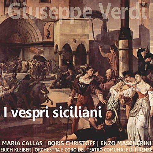 マリア・カラス, ボリス・クリストフ, Enzo Mascherini & Orchestra E Coro Del Teatro Comunale Di Firenze