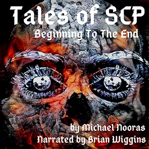 Tales of SCP: Beginning to the End, 1 audiobook cover art