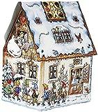 'Märchenhaus' Adventskalender zum Aufstellen
