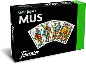 Fournier - Como Jugar al Mus, Conjunto de Juego , 40 Cartas (F21710)