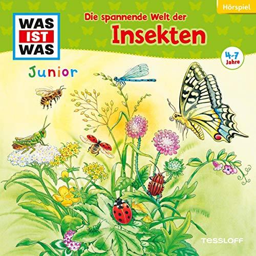 Die spannende Welt der Insekten cover art