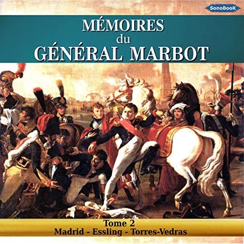 Couverture de Mémoires du Général Marbot 2