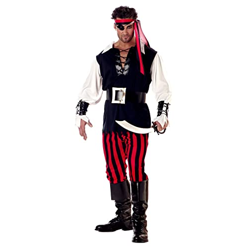 71ec2c974e7b0 California Costumes Men s Adult Cutthroat Pirate Costume