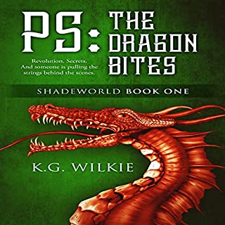 PS: The Dragon Bites cover art