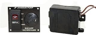 Johnson Pumps 72303-001 Bilge Alert High Water Alarm with Ultima Switch, 12V