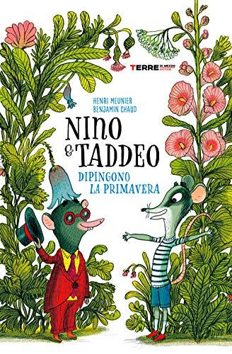 Nino & Taddeo dipingono la primavera