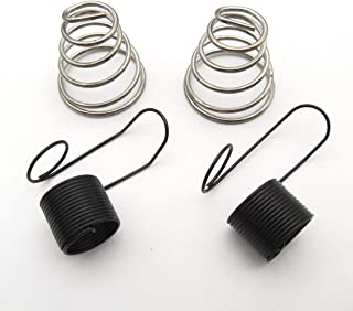 CKPSMS brand - #66774+125314 SINGER SEWING MACHINE UPPER THREAD TENSION SPRINGS FITS FOR 201, 221, 222, 301