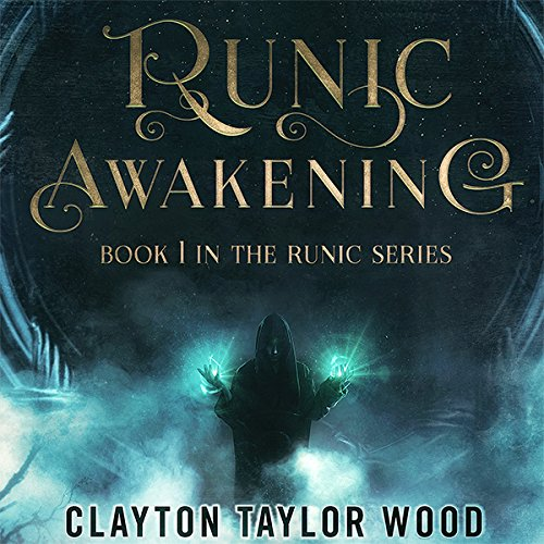 Runic Awakening audiobook cover art