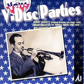 V-Disc Parties 1943-48