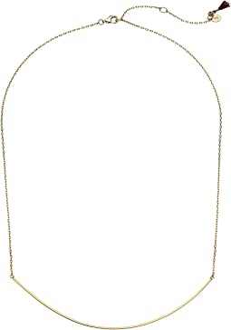 XL Bar Necklace