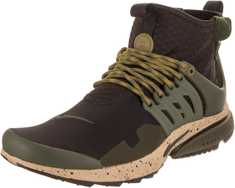 Nike Mens Air Presto Mid Utility shoes