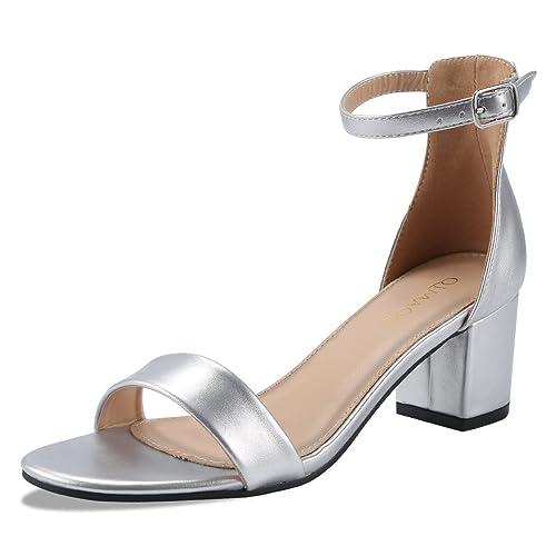 Chaussures Argentées: