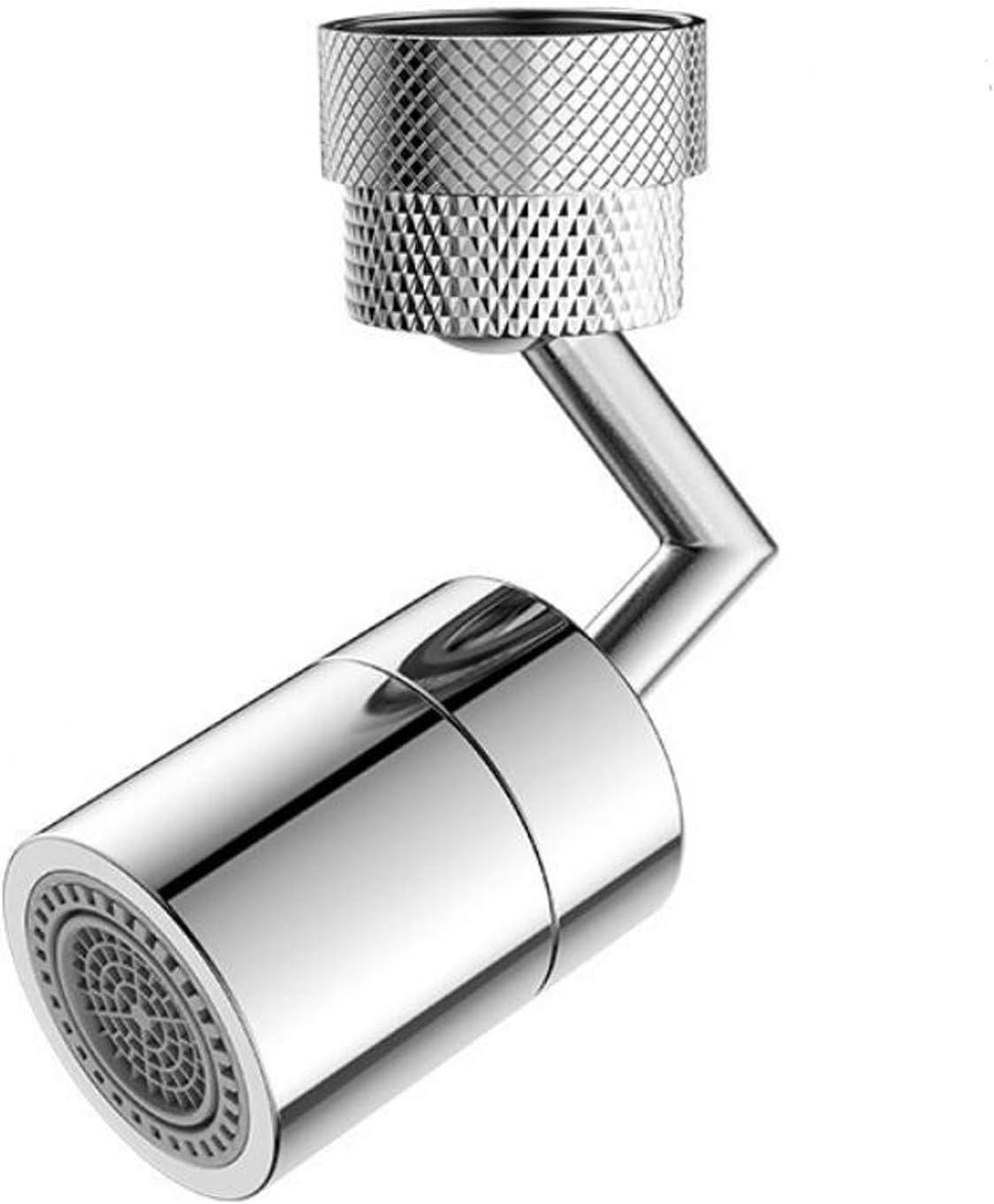 720 Degree 5 ☆ popular Swivel Sink Faucet Aerator Big Large Selling rankings Aera Flow Angle
