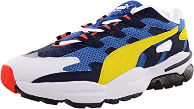PUMA Mens Cell Alien Og Lace Up Sneakers Shoes Casual - Blue