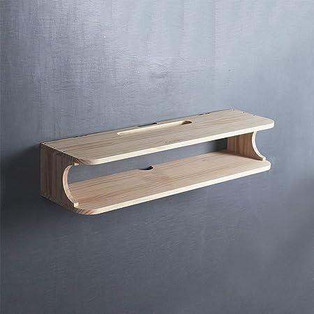 bois massif pour routeur tv set top box