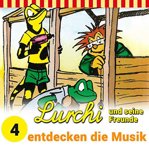 Lurchi und seine Freunde entdecken die Musik Titelbild