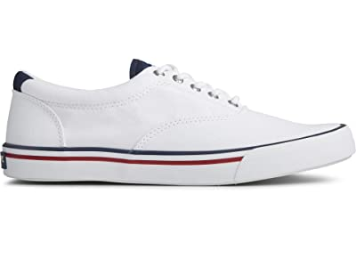 Sperry Striper II CVO Nautical (White 1) Men
