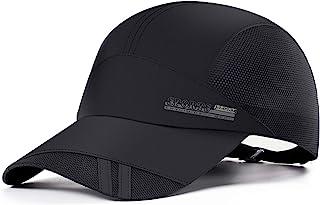 قبعة بيسبول سريعة الجفاف شبكة خلفية التبريد قبعات الشمس قبعات الرياضة للجولف ركوب الدراجات الجري الصيد