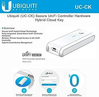 UBNT Networks Ubiquiti (UC-CK) Secure UniFi Controller Hybrid Cloud Key, Stand-Alone UniFi Controller Hardware