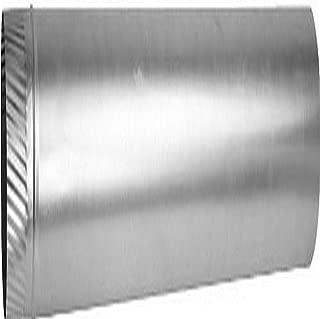 Speedi-Products SM-26A90 04 4-Inch 26-Gauge 90-Degree Round Adjustable Elbow