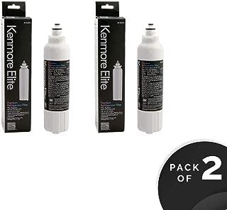 Kenmore Elite 9490 Original OEM Refrigerator Water Filter (2 Pack)