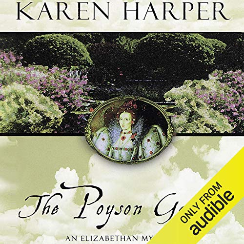 The Poyson Garden Audiobook By Karen Harper cover art